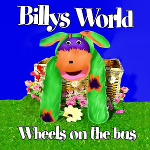 Wheels On The Bus (MP3 Free Download) | Billy's World Club