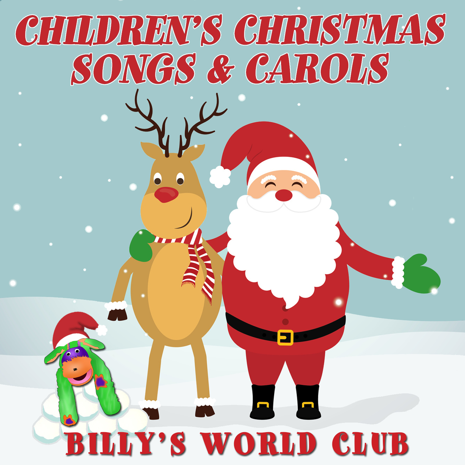 Billys World Carols and Songs